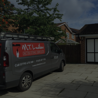 M.T. Ludlow painter and decorator