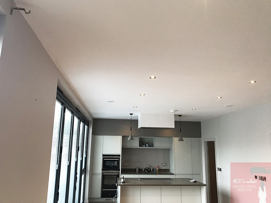 kitchen painting and decorators