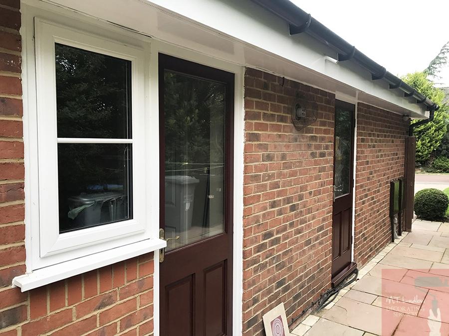 doors and trim painter
